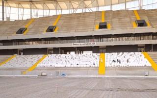 Turcja: Ogniste krzesełka w Adanie