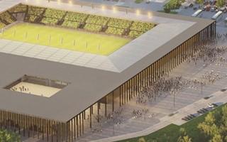 Katowice: Jeden stadion zgodnie z planem, jeden opóźniony