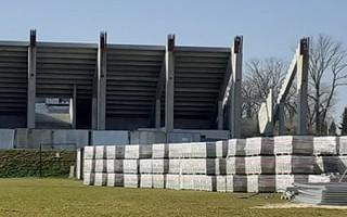 Radom: Wkrótce powrót na budowę stadionu