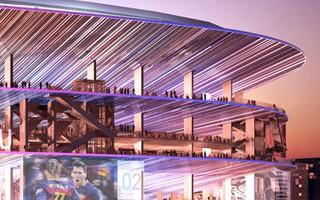 Barcelona: Przebudowa Camp Nou w zawieszeniu
