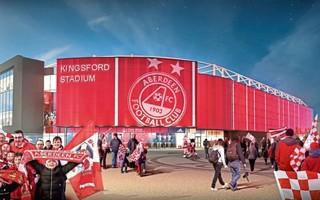 Szkocja: Aberdeen odkłada nowy stadion na lepsze czasy