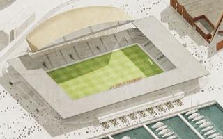 Anglia: Nowy plan stadionowy dla Grimsby, czy wiarygodny?