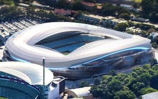 Australia: Sydney Football Stadium zgodnie z planem pomimo pandemii