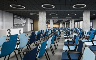 Stadion Śląski: Czterech chętnych na budowę centrum konferencyjnego
