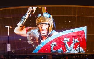 Wrocław: Fasada stadionu stanie się ekranem kinowym