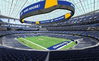 Los Angeles: Jeszcze pół miliarda na SoFi Stadium