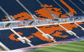USA: Kibice FC Cincinnati wybrali wzór krzesełek