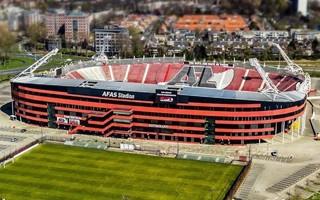 Holandia: Nowy dach AZ Alkmaar pochłonie fortunę