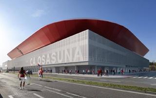 Hiszpania: Osasuna pokazuje zaktualizowany projekt