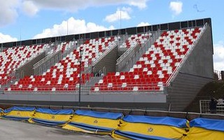 Bydgoszcz: Nowa trybuna Polonii gotowa – oto efekt finalny
