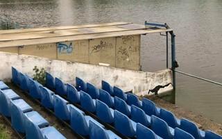 Warszawa: Stadion Okęcia zalany, w klubie załamani