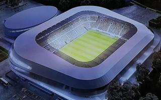 Austria: Wyciekły nowe plany stadionowe LASK