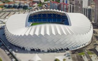 Gruzja: Stadion w Batumi formalnie ukończony