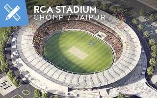 Nowy projekt: Kolejny wielki stadion do krykieta powstanie w Indiach