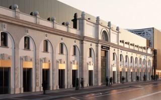 Włochy: Druga faza przebudowy w Bergamo, a dach przecieka