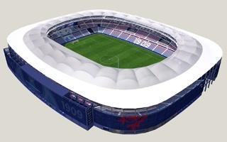 Walencja: Levante pędzi z zadaszeniem stadionu