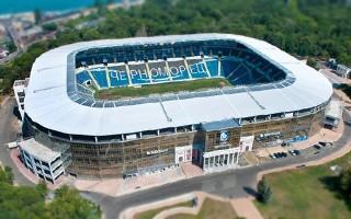 Ukraina: Stadion Czornomorca sprzedany za bezcen