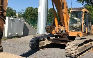 Częstochowa: Ruszyła rozbiórka stadionu Rakowa