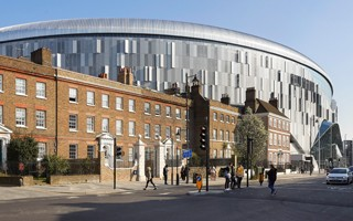 Londyn: Tottenham składa wniosek na kolejną część otoczenia stadionu