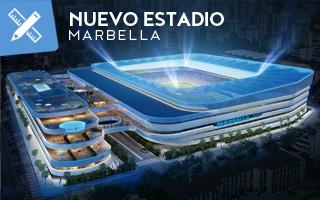 Nowy projekt: Stadion jak luksusowy jacht na Costa del Sol