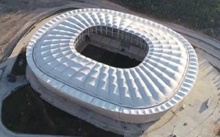 Turcja: Stadion w Adanie wreszcie się zieleni