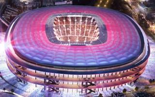 Barcelona: Nowe Camp Nou najwcześniej w 2025