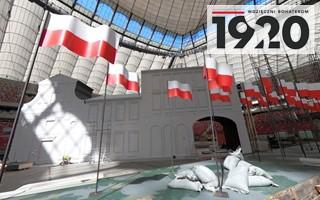 Warszawa: PGE Narodowy już prawie gotowy na bitwę