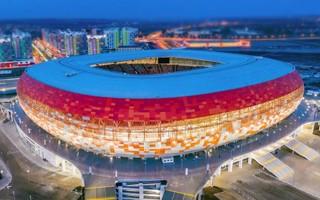Rosja: Mordovia Arena stoi, ale gospodarz upadł