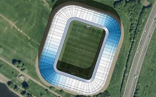"""Anglia: """"Nowy stadion powinien być gotowy na otwarcie w styczniu 2023"""""""