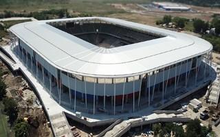 Bukareszt: Otwarcie stadionu Steauy w kwietniu?