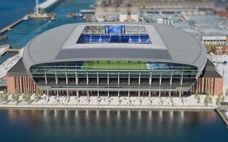 Liverpool: Budowa Evertonu później, są zmiany w projekcie
