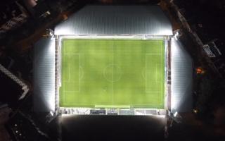 Belgia: Zebry z nowym oświetleniem, a potem nowym stadionem