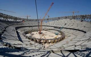 """Katar 2022: Przygotowują się do """"big liftu"""" w Lusajl"""