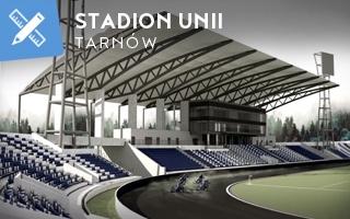 Nowy projekt: Tarcza uratuje stadion w Tarnowie?