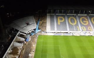 Szczecin: Stadion gotowy na pierwszy mecz sezonu