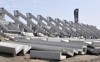 Radom: Budowa stadionu wciąż stoi w miejscu