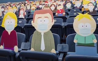USA: Mieszkańcy South Park zapełnili część stadionu w Denver