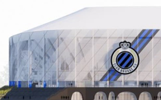 Belgia: Stadion w Brugii zatopiony przez Radę Stanu?