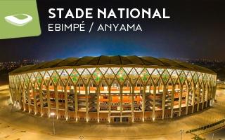 Nowy stadion: Łuk triumfalny z Abidżanu