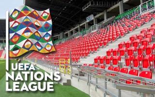 Tychy: Stadion gotowy na Ligę Narodów