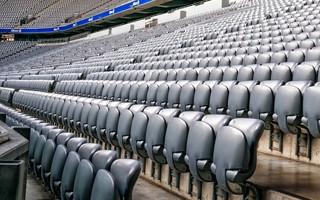 Przyszłość na stadionach i arenach sportowych