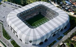Brazylia: Atlético dzięki kibicom zarabia na koszty budowy