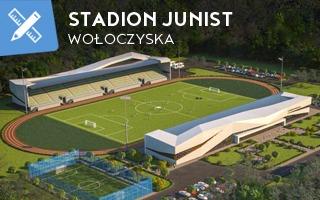 Nowy projekt: W Wołoczyskach, na zapleczu Premier Lihi