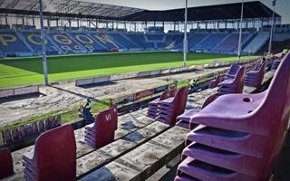 Szczecin: Kończy się era ostatniej trybuny