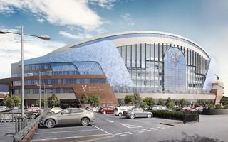 Londyn: Crystal Palace zacznie rozbudowę w 2022?