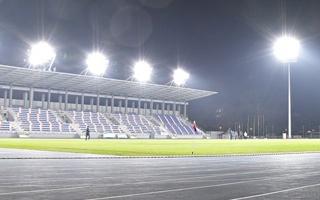 Radom: Stadion Broni już z lampami HD