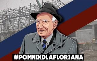 Szczecin: Kibice powalczą o pomnik Floriana Krygiera na stadionie