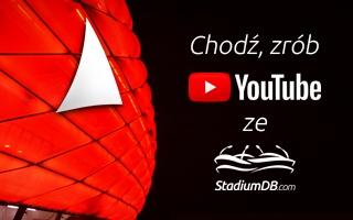 Stadiony.net poszukują twórcy video na YouTube