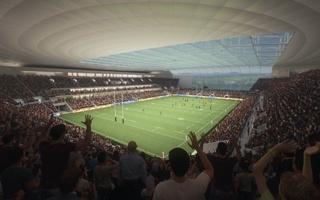 Nowa Zelandia: Stadion w Christchurch - dłuższy termin składania ofert na projekt i budowę