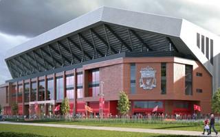 Liverpool: Wznawiają prace nad trybuną Anfield Road
